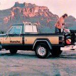 קיט מדבקות לג'יפ פיקאפ הונצ'ו 1977