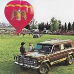 קיט מדבקות לג'יפ צ'ירוקי גולדן-איגל 1979