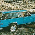 קיט מדבקות לג'יפ צ'ירוקי צ'יף 1978