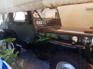 ג'יפ ויליס CJ3-A 1952