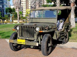 ג'יפ 42 ויליס Willy's MB 1942