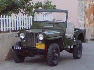 ג'יפ סי ג'יי 3-איי 1953