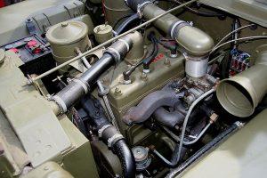 מנוע-גו-דאבל-Willys L134