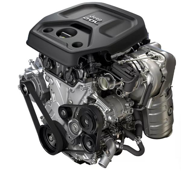מנוע 2 ליטר טורבו היברידי לג'יפ גלדיאטור החדש