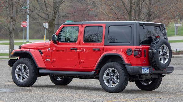 new diesel wrangler side