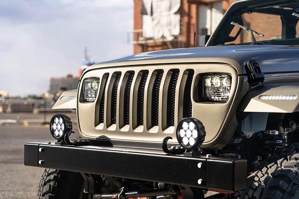 Jeep YJL