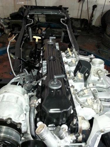 מנוע רנגלר 4.0 ליטר מוזרק