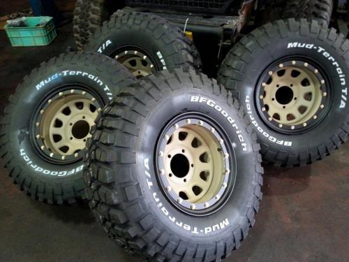 גלגלים 33 לג'יפ