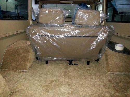תא נוסעים Jeep Scrambler 1984