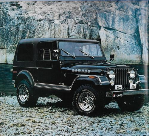 1980 Jeep CJ-7 Laredo